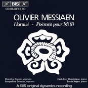 Messiaen: Harawi / Poemes Pour Mi