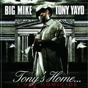 album Tony's Home by Tony Yayo