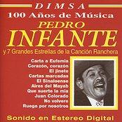 Pedro Infante y 7 Grandes Estrellas de la Canción Ranchera