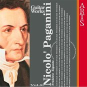 Paganini: Guitar Music Vol. 2