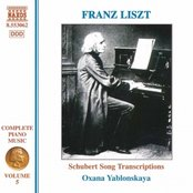 LISZT: Schubert Song Transcriptions 1