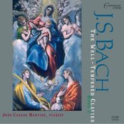 J.S. Bach, The Well-Tempered Clavier,  Book 2