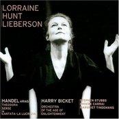 Hunt Lieberson: Handel Arias
