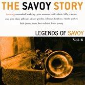 The Legends of Savoy Volume 6