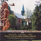 Knu Vad at the Romantic Sorø Church Organ