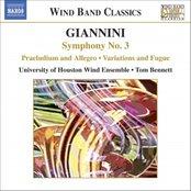 GIANNINI: Symphony No. 3 / Dedication Overture / Variations and Fugue