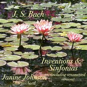 JS Bach Inventions and Sinfonias