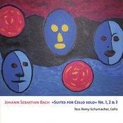 Johann Sebastian Bach Suites For Cello Solo Vol I