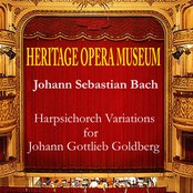 Harpsichord Variations for Johann Gottlieb Goldberg