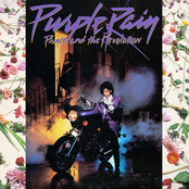 Prince & The Revolution - Purple Rain Artwork