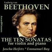 Beethoven, Vol. 09 - 10 Violin & Piano Sonates 2