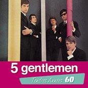 5 Gentlemen Tendres Années 60
