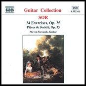 Sor, Op. 35, Op. 33
