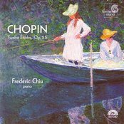 Chopin: Twelve Études, Op. 25