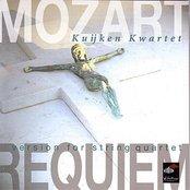 Mozart: Requiem KV 626 - Version For String Quartet by Peter Lichtenthal