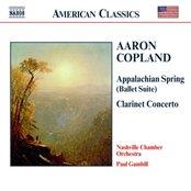 COPLAND: Appalachian Spring / Clarinet Concerto / Quiet City