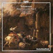 Telemann, G.P.: Wind Concertos, Vol. 3 - Twv 42:F14, 51:C1, 51:D4, 51:D7, 51:G2, 53:G1 (La Stagione Frankfurt, Frankfurt)