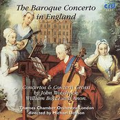 The Baroque Concerto In England