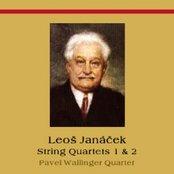 String Quartets No.1 & 2 (Pavel Wallinger Quartet)