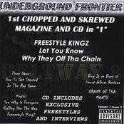 Underground Frontier Vol. 2