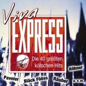 Viva Express: Die 40 größten kölschen Hits (disc 2)