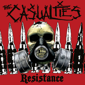 album Resistance by The Casualties