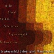 Tallis, Sisask, Świder, Palestrina, Szymanowski, Rachmaninow
