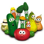 Veggie Tales - lyrics