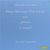 Douze Morceaux Tres Faciles Pour Guitare 1er Recueil
