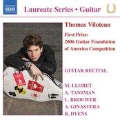 Guitar Recital: Thomas Viloteau