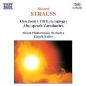 STRAUSS, R.: Also Sprach Zarathustra / Salome's Dance