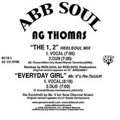 The 1, 2 b/w Everyday Girl Remixes