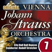 The Vienna Johann Strauss Orchestra: Edition 7, City Hall Ball Dances - Conductor: Rudolf Streicher