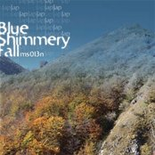 Blue Shimmery Fall