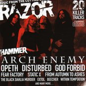 Metal Hammer: Razor: Music From the Cutting Edge