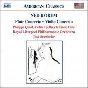 ROREM: Violin Concerto / Flute Concerto / Pilgrims