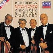 "Beethoven: String Quartets - ""Rasoumovsky"" & ""Harp"""