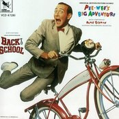 Pee-Wee's Big Adventure / Back to School (Original Motion Picture Scores)