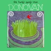 Donovan - The Hurdy Gurdy man Artwork