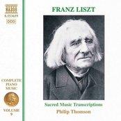 LISZT: Sacred Music Transcriptions