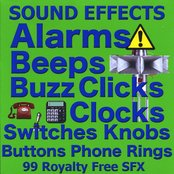 Alarms, Buzzes, Buttons, Switches, Clocks, Telephones Ringing