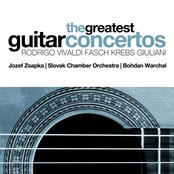 The Greatest Guitar Concertos: Rodrigo, Vivaldi, Fasch, Krebs and Giuliani