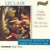 Leclair: Violin Concertos, Vol. 1
