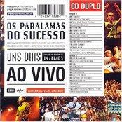 Uns Dias Ao Vivo (disc 1)
