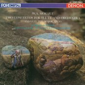 Mozart: Two Concertos for Flute and Orchestra & Andante in C Major