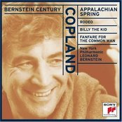 Appalachian Spring / Rodeo / Billy the Kid / Fanfare for the Common Man (New York Philharmonic feat. conductor: Leonard Bernstein)