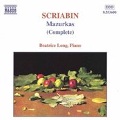 SCRIABIN: Mazurkas (Complete)