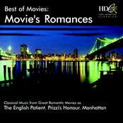 Best of Movies : Movies' Romance (The English Patient, Prizzi's Honour, Manhattan)