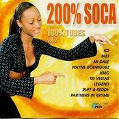 200% Soca, 100% tubes, vol. 2