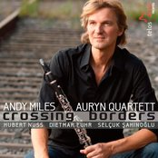 Miles, Andy: Crossing Borders